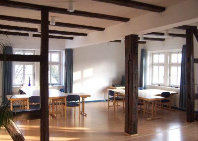 Altbau-Seminarraum