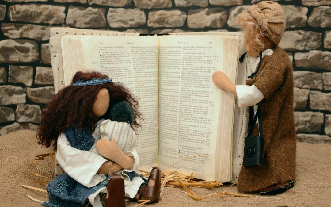 Herstellen und Einsatz biblischer Erzählfiguren