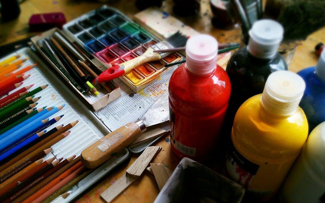 23. Sommerakademie Malen & Zeichnen – Vom Gegenständlichen zur Abstraktion